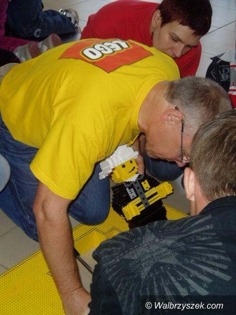Wałbrzych: Lego – dzień drugi