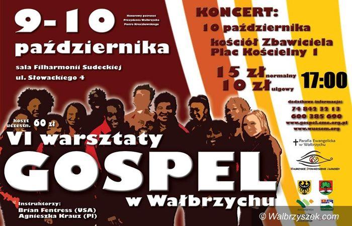 Wałbrzych: Gospel w Wałbrzychu