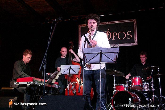 Wałbrzych: Sławek Dudar Quartet w A'Propos