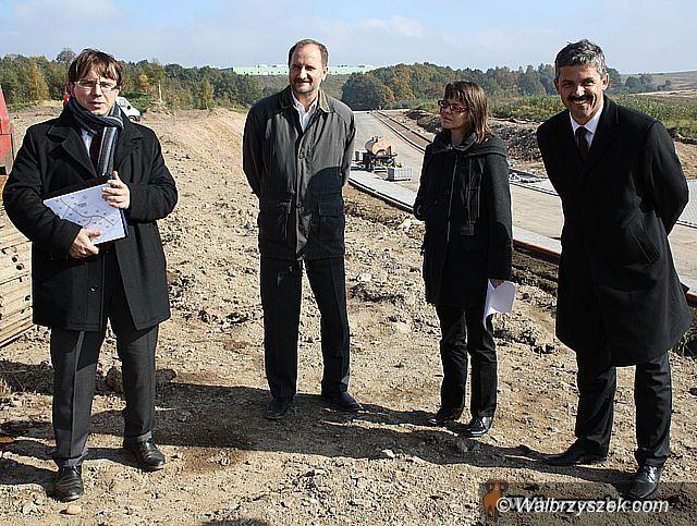 Wałbrzych: Park Przemysłowy w Wałbrzychu