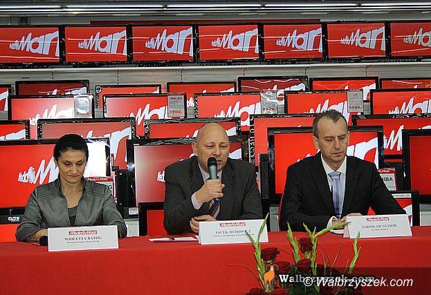 Wałbrzych: Start Media Markt