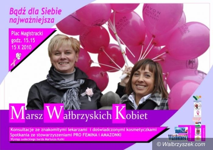 Wałbrzych: Dziś Marsz Wałbrzyskich Kobiet