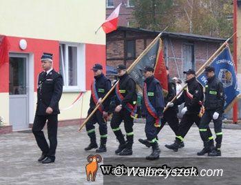 REGION, Boguszów-Gorce: W Gorcach strażacy mają nową remizę imienia Mariana Nogasia