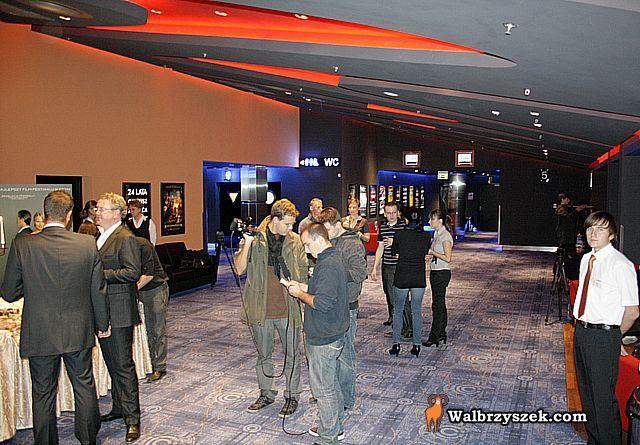 Cinema City ma być wielką atrakcją dla miłośników filmu