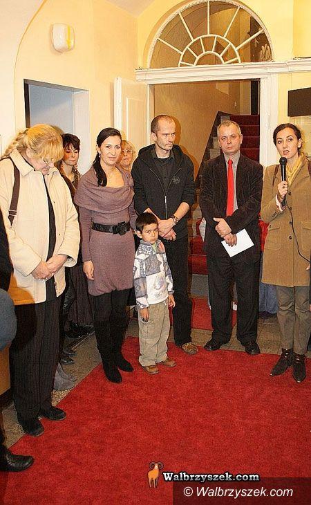 Wałbrzych: Romowie w muzeum