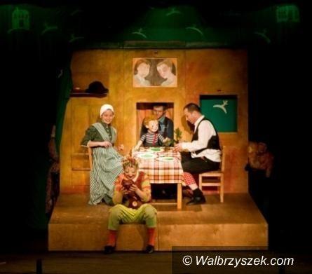 Wałbrzych: Och Emil w Teatrze Lalki i Aktora – bilety rozlosowane