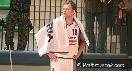 Wałbrzych: Marcin Sterenga: Liczy się zespołowość