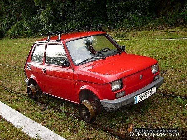 Wałbrzych: Nie ma mocnych na Fiata 126p