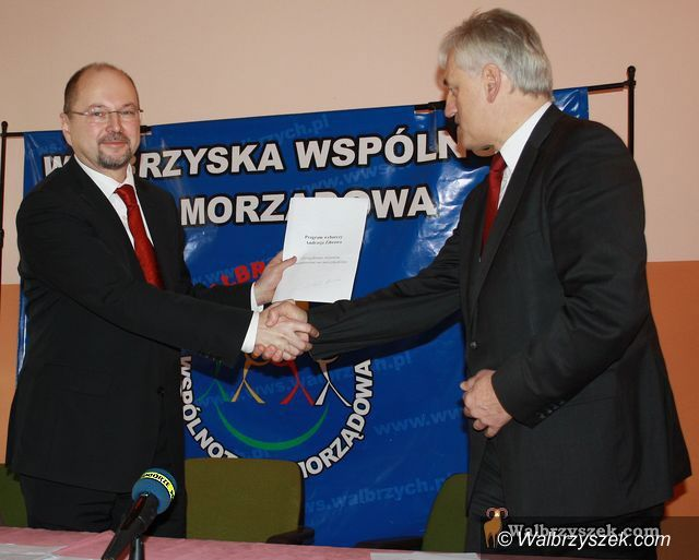 Wałbrzych: Zibrow i Lubiński w tandemie