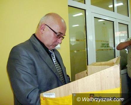 Wałbrzych: Powiat bez Skrętkowicza