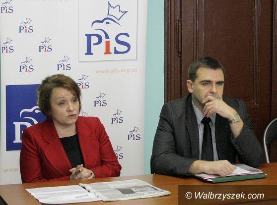 Wałbrzych: PiS oprotestuje wybory