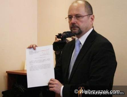 Wałbrzych: Wywiad z Mirosławem Lubińskim