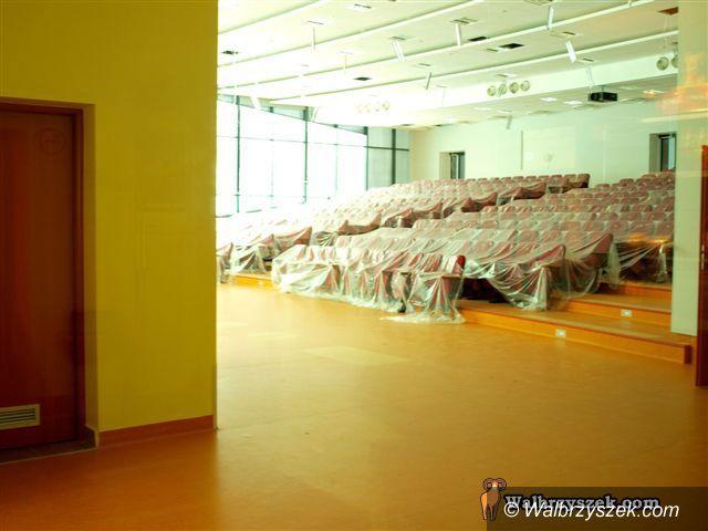 Wałbrzych: Zobacz nową salę audiowizualną
