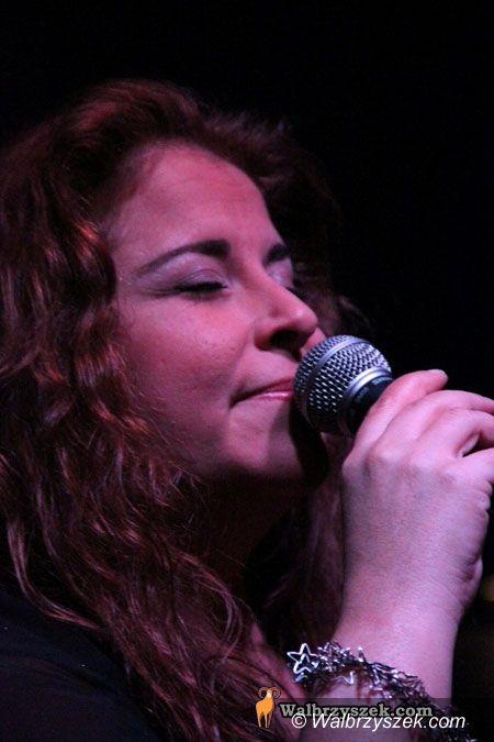 Wałbrzych: Lady Jazz zaśpiewała w A'Propos