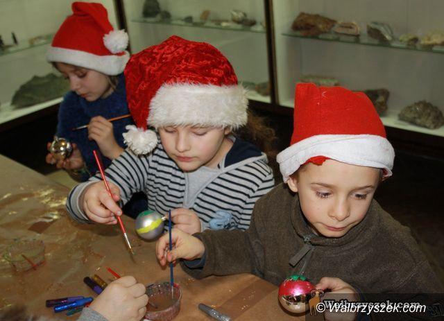 Wałbrzych: Mikołaj w muzeum