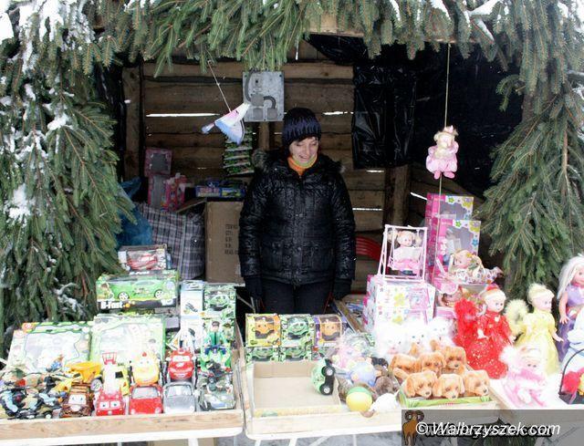 Wałbrzych: Kolorowy jarmark na wałbrzyskim Rynku