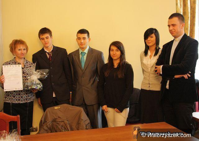 Wałbrzych: Darczyńca roku 2010
