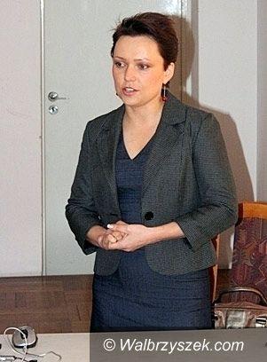 Wałbrzych: Monika Bisek–Grąz nowym rzecznikiem prasowym Starostwa Powiatowego