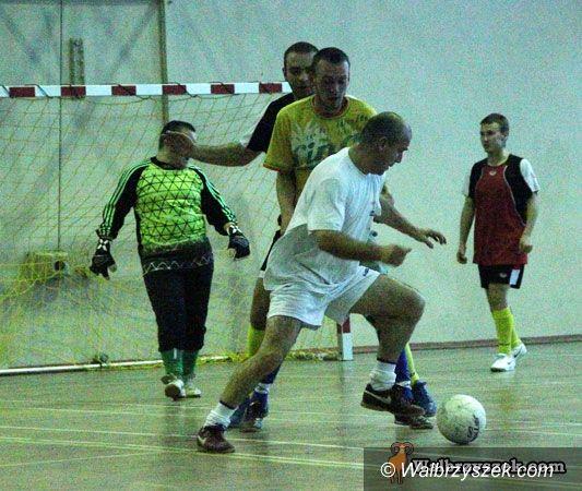 Wałbrzych: Grała Ronal Champions League