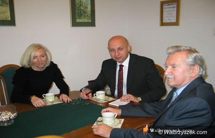 REGION, Szczawno-Zdrój: Rozmawiali o Ceramiku