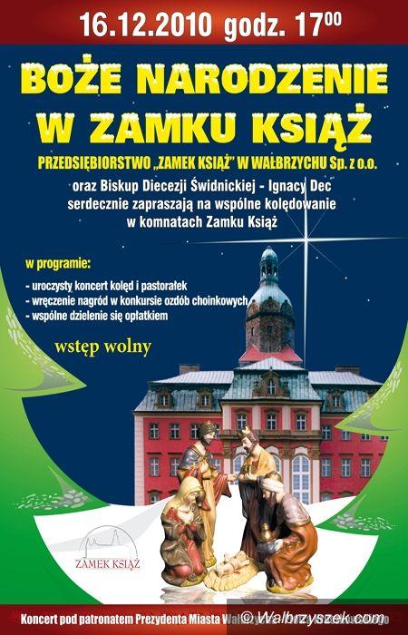 Wałbrzych: Jasełka w Książu