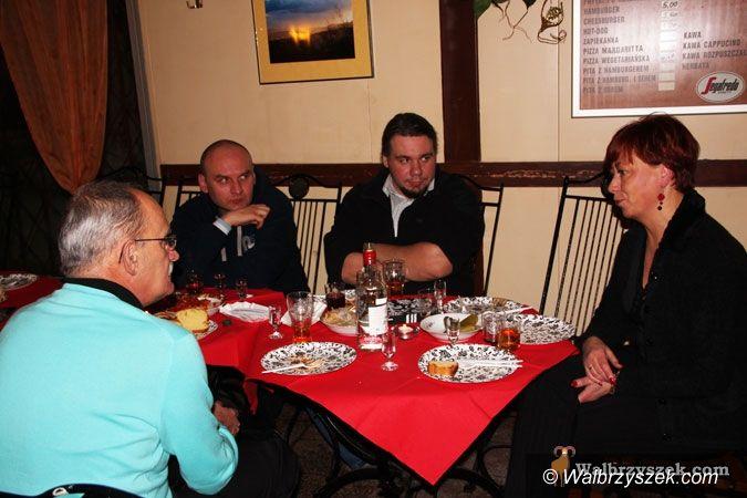 Wałbrzych: Świąteczne spotkanie wałbrzyskich fotografików