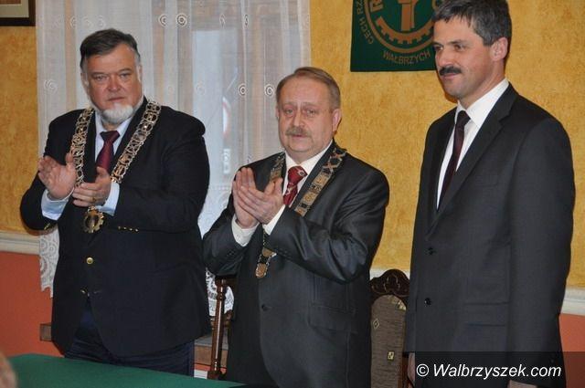Wałbrzych: Prezydent wręczył Złote Krzyże Zasługi
