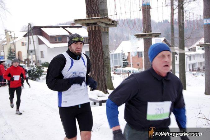 Jedlina-Zdrój: I Powiatowy Maraton Dębowy