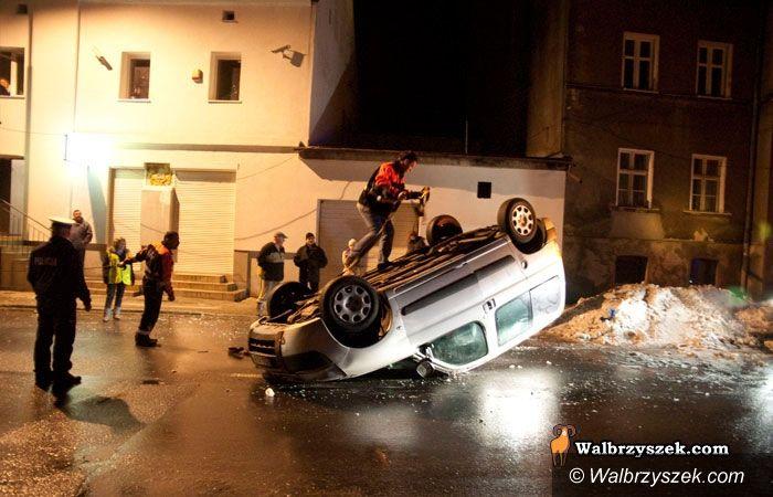 Wałbrzych: Wypadek na 11 Listopada