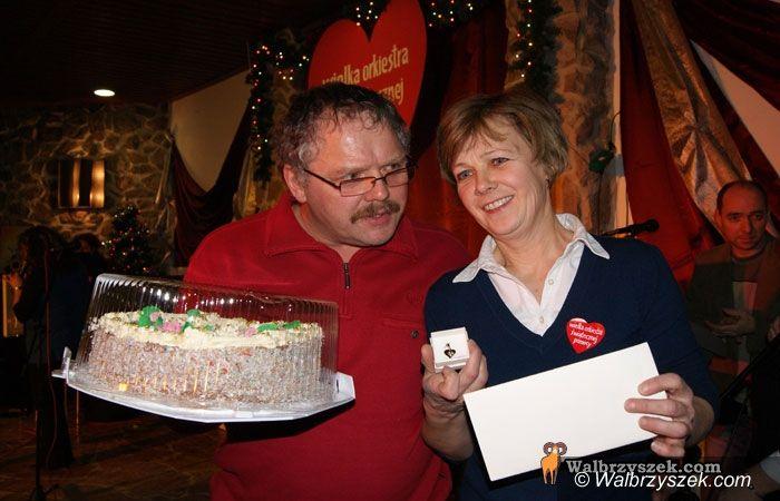 REGION, Boguszów-Gorce: WOŚP 2011 i kolejny rekord