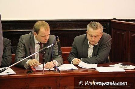 Wałbrzych: Wniosek upadł w sądzie