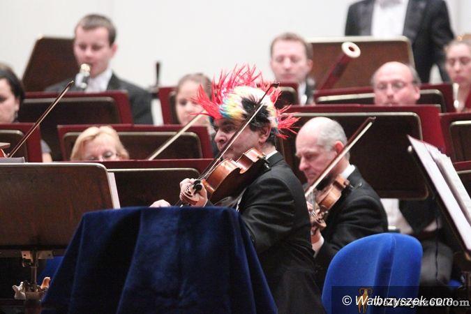 Wałbrzych: Wiedeńska Gala Noworoczna przyciągnęła tłumy