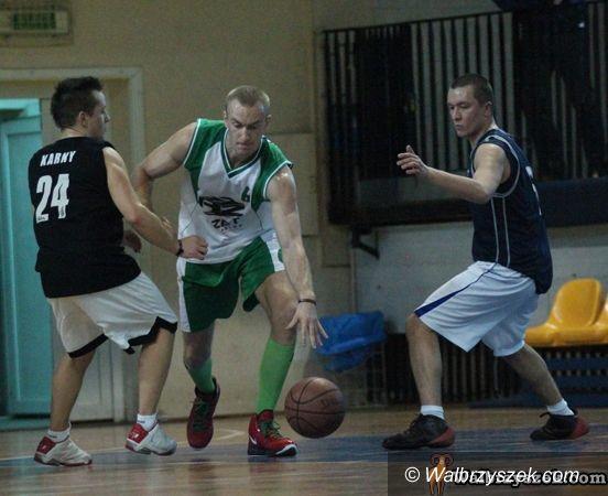 Wałbrzych: Ciekawe mecze w OSiR Basket Lidze