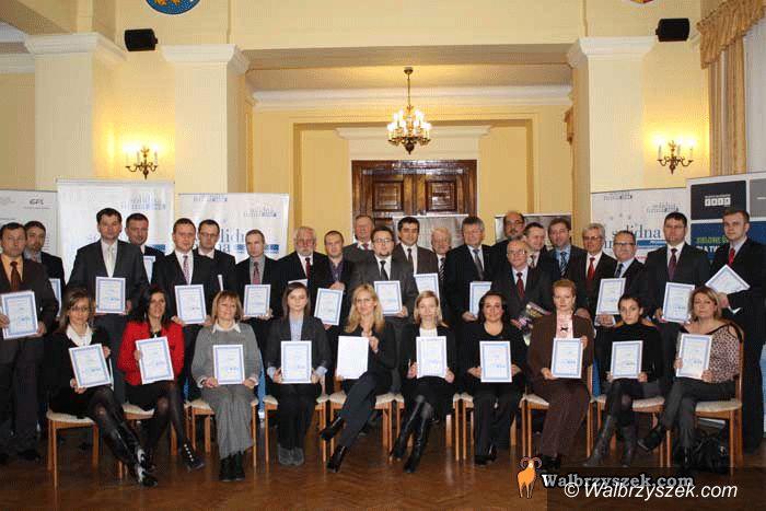 Wałbrzych: Human Partner z Wałbrzycha z nagrodą