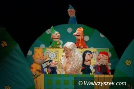 """Wałbrzych: """"Królewna Śnieżka"""" w Teatrze Lalki i Aktora – bilety rozlosowane"""