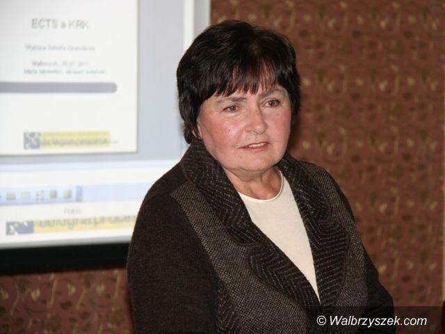 Wałbrzych: Ekspert boloński odwiedził PWSZ