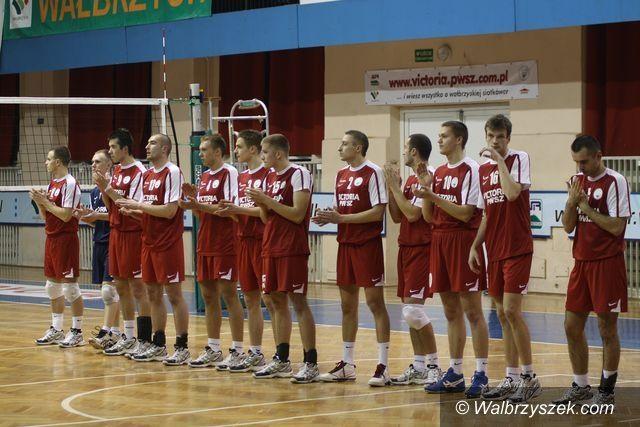 Wałbrzych: II liga siatkówki: Derby dla Victorii!!!