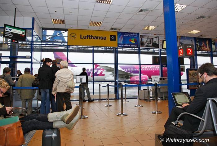 Wałbrzych: Rusza linia autobusowa Wałbrzych–wrocławskie lotnisko