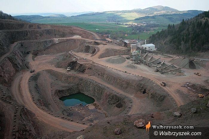 REGION, Mieroszów/Rybnica Leśna: Bronią Przełęczy Trzech Dolin przed kopalnią