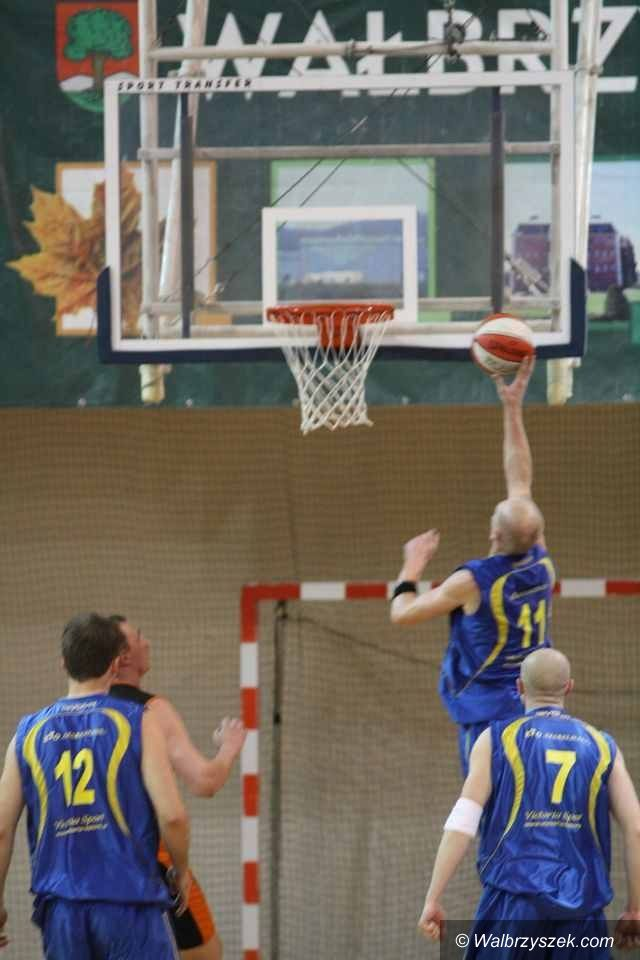 III-liga koszykarzy: Chrobry nie powtórzył wyniku sprzed roku