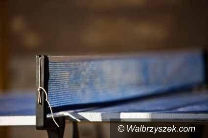 Wałbrzych: Przy tenisowych stołach najlepsze ZS 4