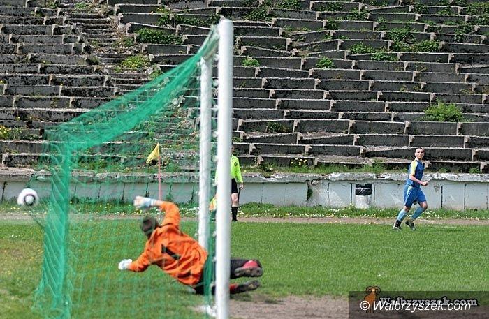 Wałbrzych: Stadion na Nowym Mieście odzyska dawny blask?