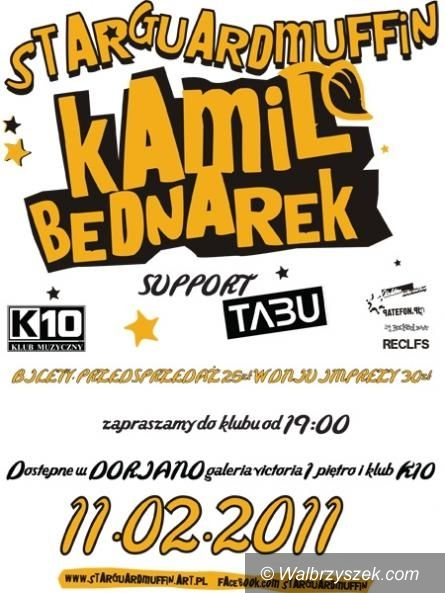 Wałbrzych: Kamil Bednarek w K10 – bilety rozlosowane