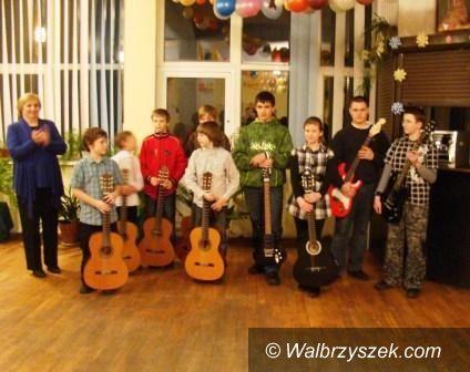 REGION, Zagórze Śląskie: Gitary królowały w Zagórzu Śląskim