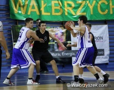 Wałbrzych: Młodzi koszykarze Górnika mają swoją stronę internetową