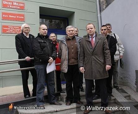 Wałbrzych: Wstępny wynik referendum
