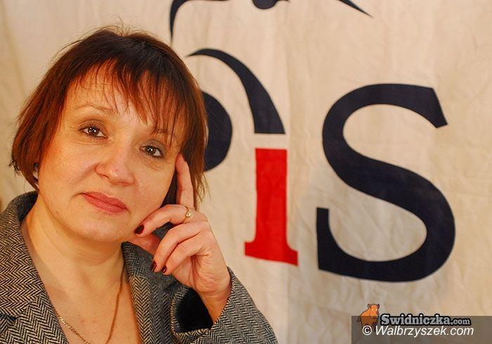 Wałbrzych/Warszawa: Posłanka postuluje o nadzór nad śledztwem o korupcję