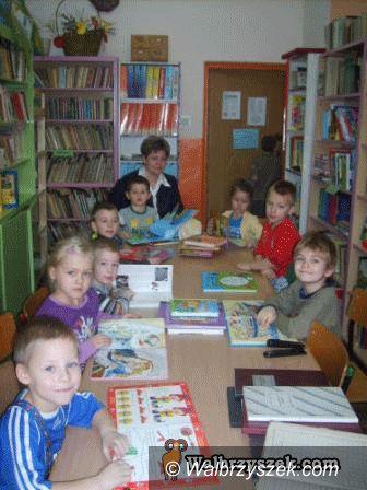Wałbrzych: Wychowanie przez czytanie