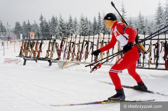 Szklarska Poręba: Biathloniści z Kościeliska nie mieli szans w starciu z Melafirem