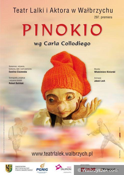 """Wałbrzych: Premiera """"Pinokia"""""""